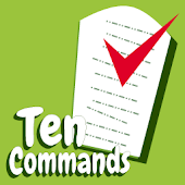 Ten Commandments 10 Commands