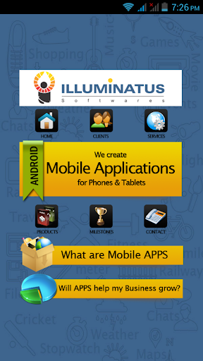 Illuminatus Softwares