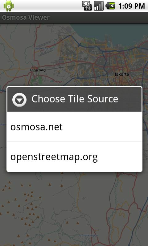Osmosa Viewer - screenshot