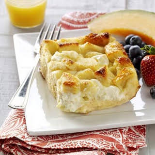 Breakfast Bread Pudding.