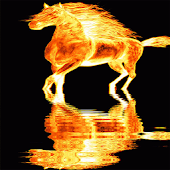 Fire Horse Lake Evil