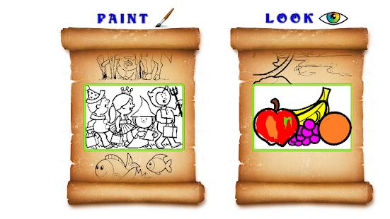 Çocuklar için parmak boyama screenshot thumbnail