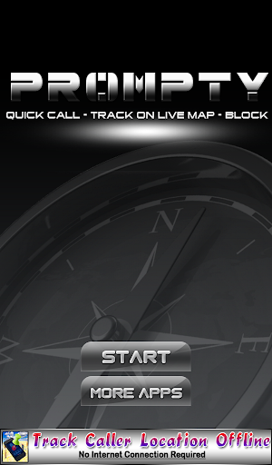 Prompty-Quick Call Track Block