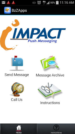 Impact Messages