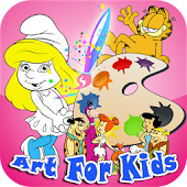 Coloring Art For Kids