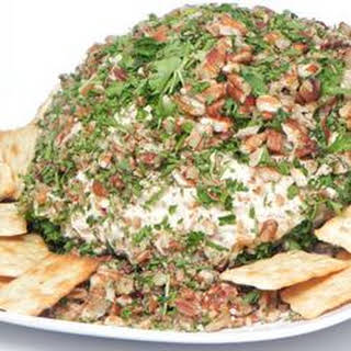 Shrimp Cheese Ball.