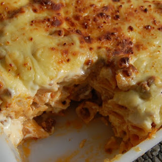 Cheesy Baked Mac