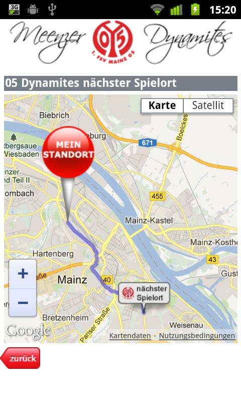 Meenzer Dynamites - screenshot