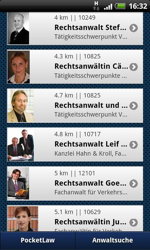 Verkehrsrecht- screenshot