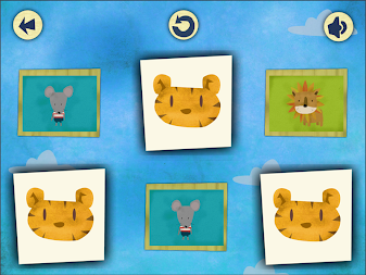 Tiger & Elpho in animal land - game box for kids APK screenshot thumbnail 11