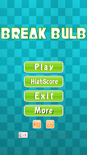 Broken Screen - Break Bulb