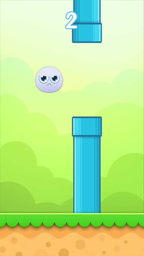 Boo Game - screenshot