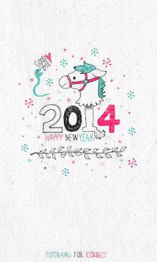 2014 go launcher theme