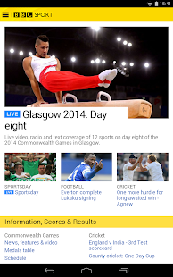 BBC Sport Screenshot 32