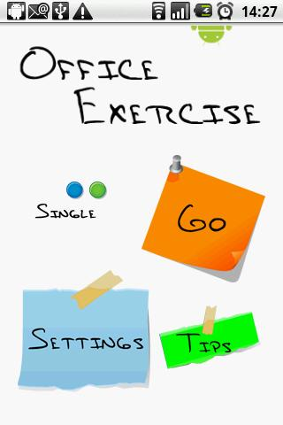 Office Exercise Pro - screenshot
