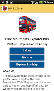 Blue Mountains Explorer Bus- screenshot thumbnail