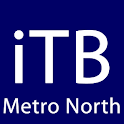 iTransitBuddy Metro North Lite logo
