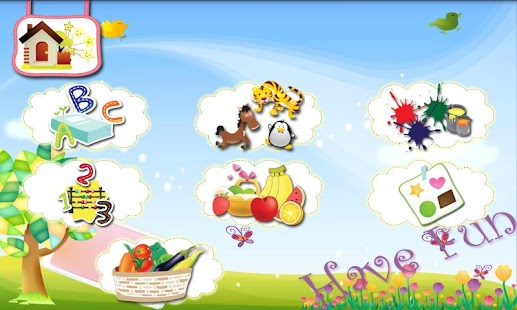 Toddlers Flashcards Playtime- screenshot thumbnail