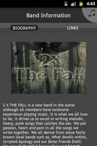 2XTheFall - screenshot