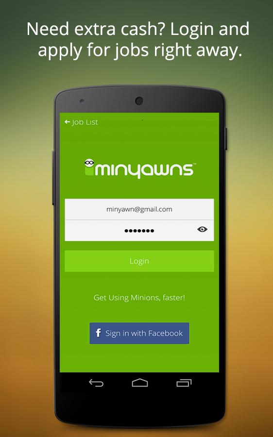 Minyawns- screenshot