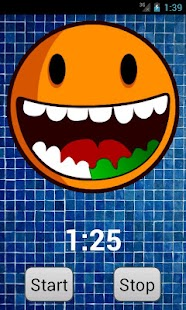 Toothbrush timer- screenshot thumbnail