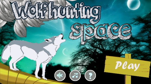 wolf hunting space