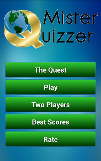 Mister Quizzer - Geo Quiz