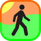 Walk Me Pedometer icon