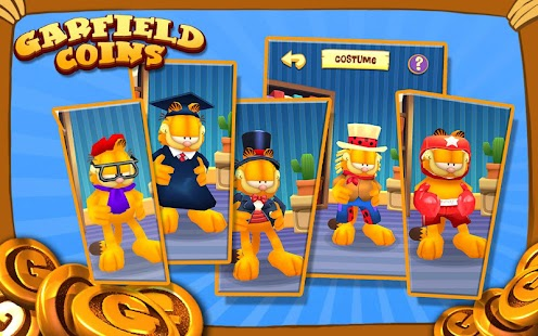 Garfield Coins - screenshot thumbnail