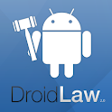 U.S. Copyright Act – DroidLaw logo