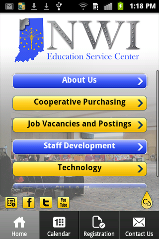 North West Indiana ESC-NWIESC - screenshot