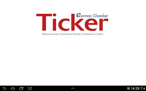 German Chamber Ticker- screenshot thumbnail