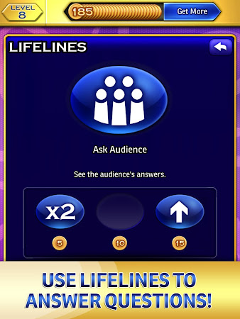 Who Wants To Be A Millionaire 1.3.8 screenshot 249274