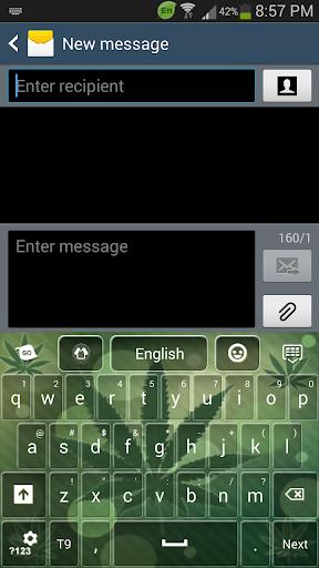 Weed Keyboard