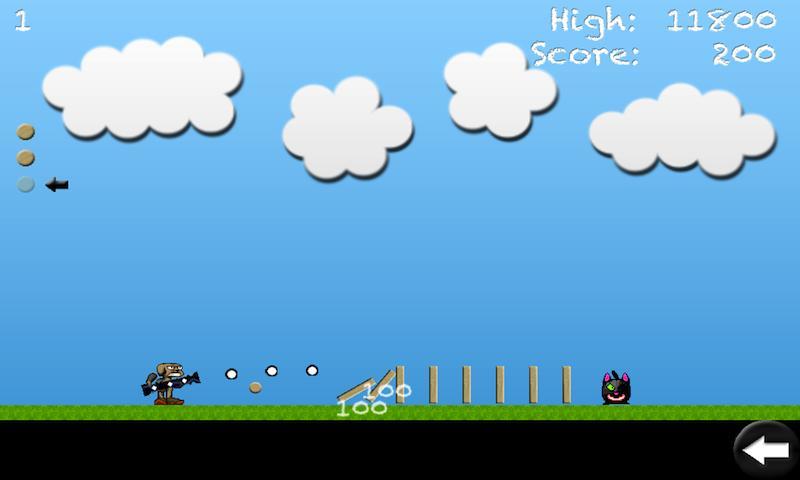 Domino Dog- screenshot
