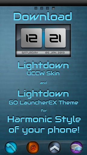 Lightdown UCCW Skin