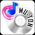 おもしろ着ボイスライブラリ1(MU-TON) logo