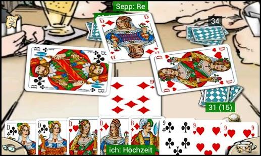 Doppelkopf am Stammtisch - screenshot thumbnail