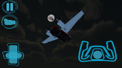 空飛ぶ車の3D:ナイトマウンテン