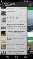 Screenshot of ChiveOn