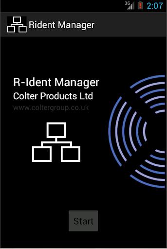 R-Ident GSM Alarm Manager