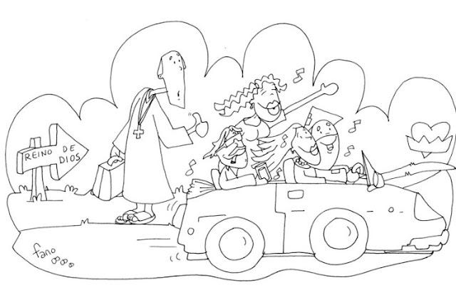 Colorear Dibujos Religiosos De Navidad