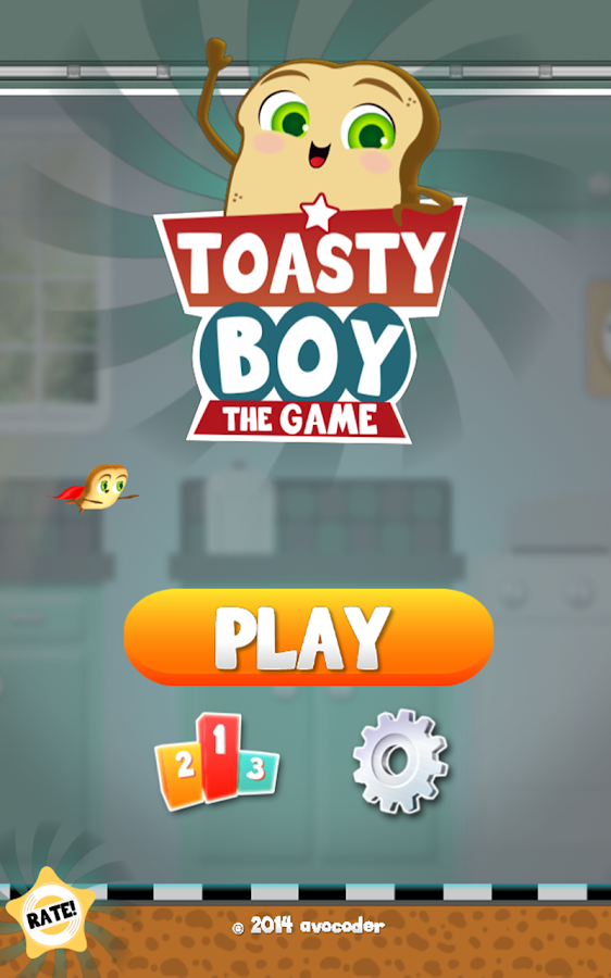 Toasty Boy- screenshot