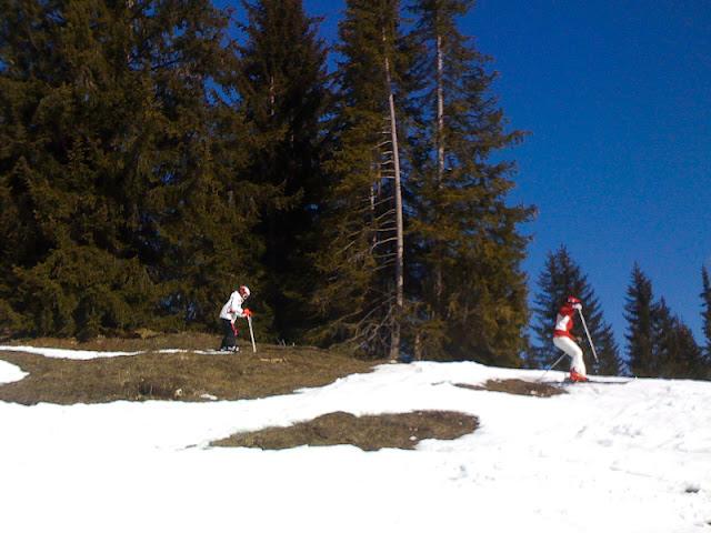 вело сноуборд: сшить чехол для лыж.