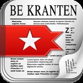 België Kranten (België nieuws)