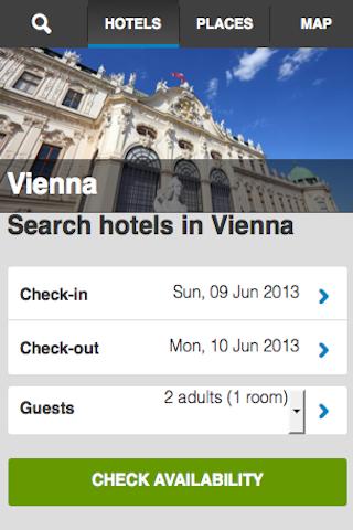 Vienna Hotels Booking Cheap