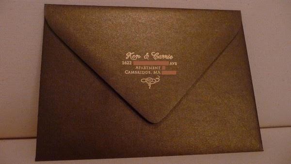 Wedding Invitation Return Address Etiquette New