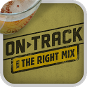 On Track with The Right Mix icon