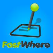 FastWhere - Find my friends