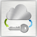 Cloud Free Password Manager icon